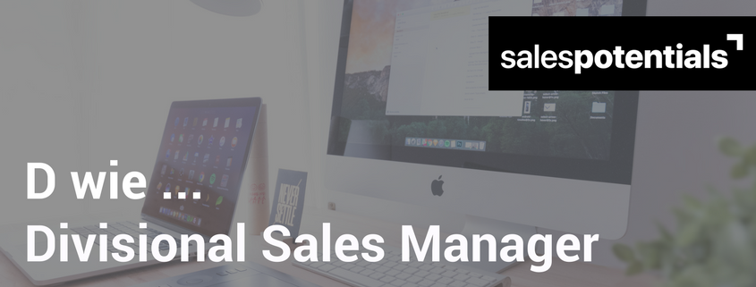 Divisional Sales Manager