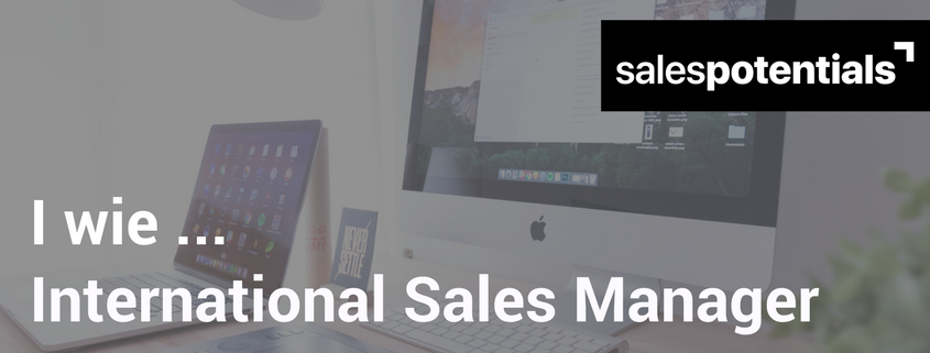 International Sales Manager