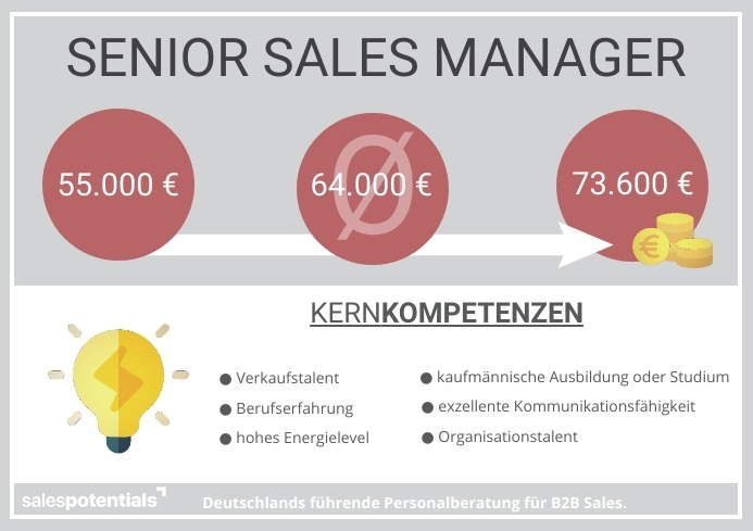 Senior Sales Manager