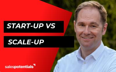 Karriere im B2B Vertrieb: Start-up oder Scale-up?