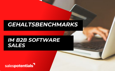 Gehaltsbenchmark B2B Software Sales 2021 (Webinar)
